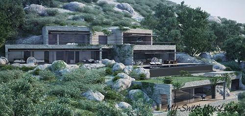 beachside villas design