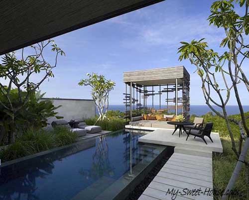 Luxury sweet villas