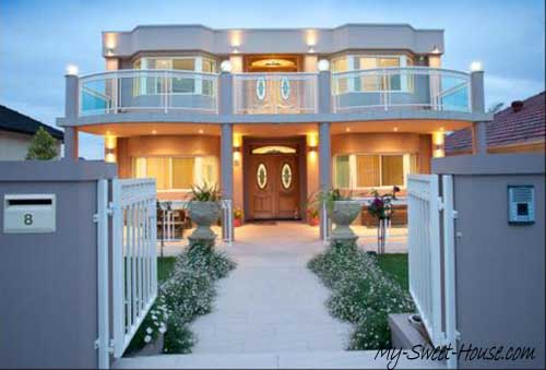 magical house design