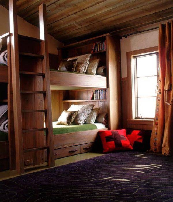 16 Inspiring Design Ideas Of Bunk Beds For Kids My Sweet