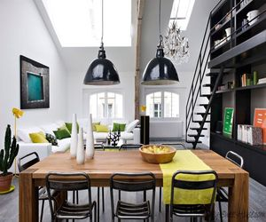 Beautiful Images of Georgeous Loft in Paris