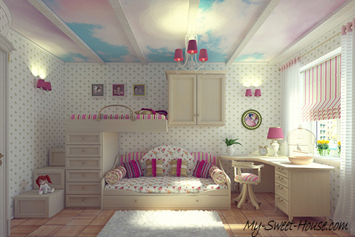 baby girl bedroom decor ideas