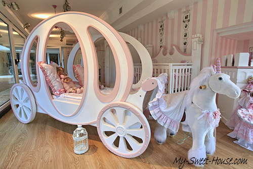 baby girls bedrooms design