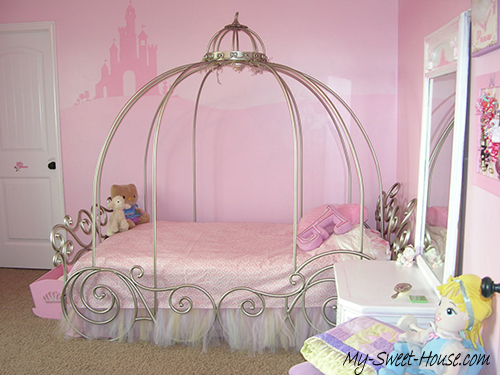 baby girls bedrooms ideas