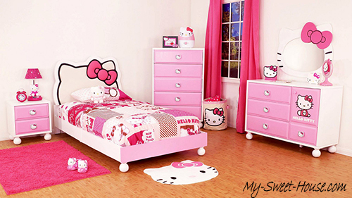 baby girls design for bedrooms