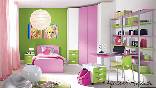 baby rooms design for girls