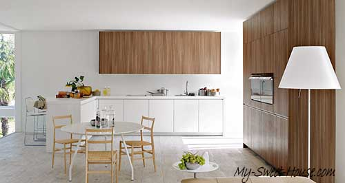 beautiful design for kitchen