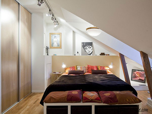 beautifull design for bedroom idea
