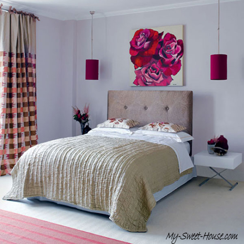beautifull design for bedroom