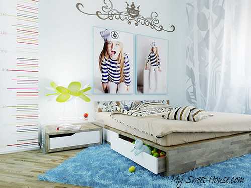 bedroom ideas for gilrs