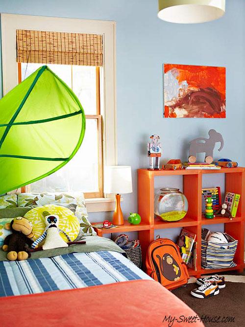 boys bedroom design