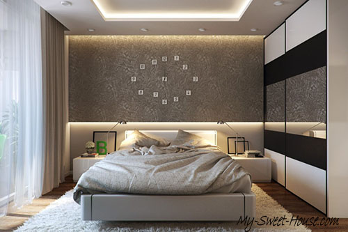 contemporary bedroom design inspiration