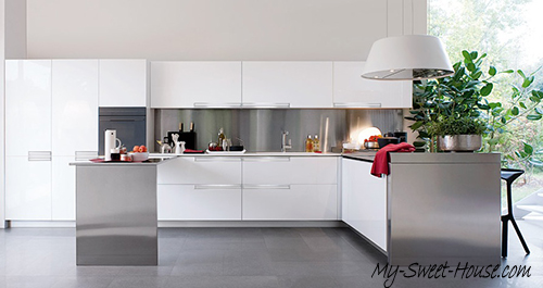 contemporary design for kitchen