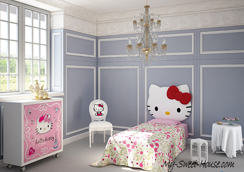 cute girl's rooms