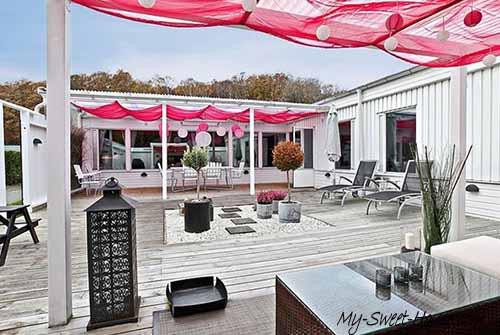 deck terrace design ideas