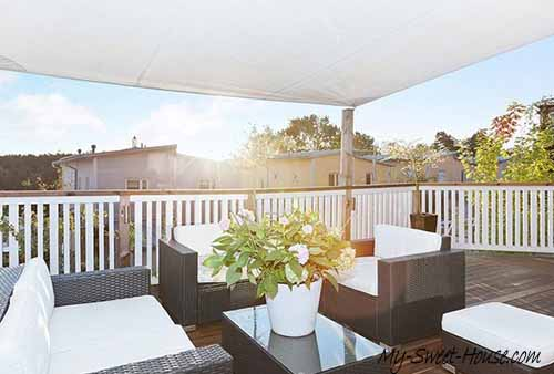 deck terrace ideas