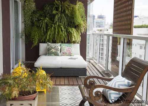 design for balcony