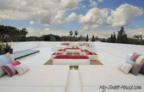 design idea for roof terrace