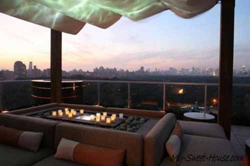 design ideas for terrace balcony