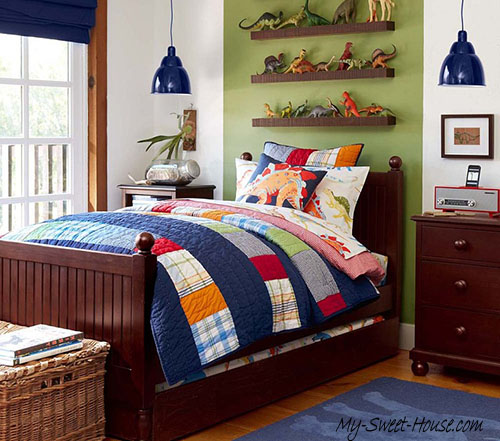 Best Bedroom Colors For Sleeping: Top Wonderful Boy Room D Cor Ideas