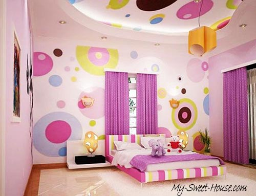How to make dream bedroom ideas for girls