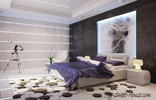 dream bedroom design idea