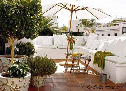 garden balcony design