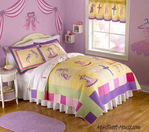 girls ideas for bedrooms