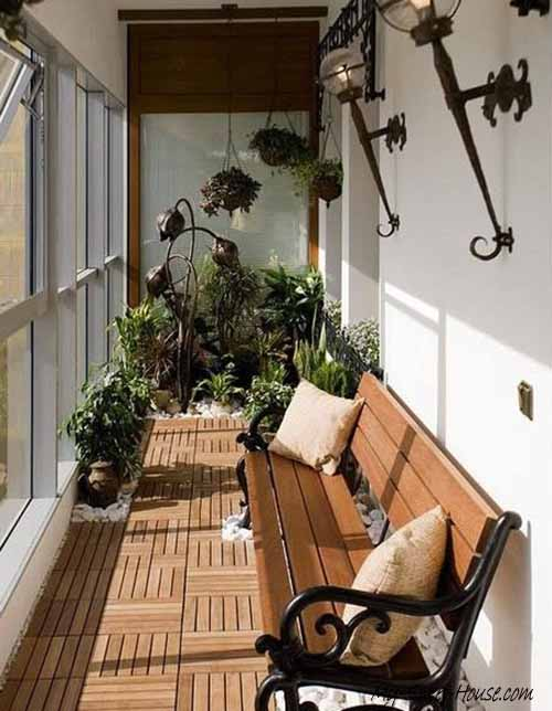idea for balcony design