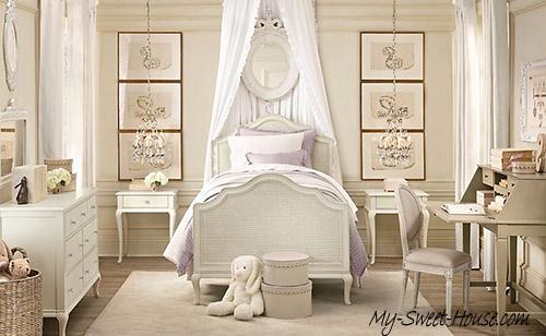 luxury girls bedrooms design