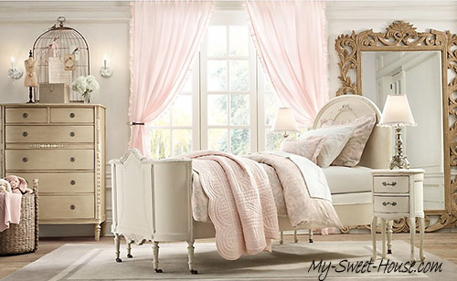 luxury girls bedrooms