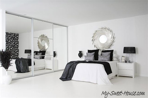 mirror wardrobe doors