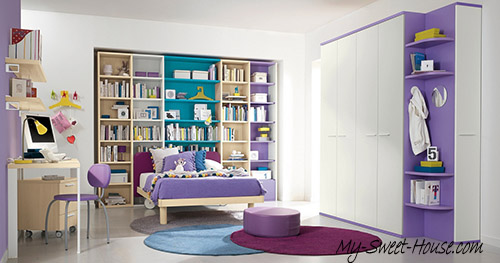 modern bedrooms design ideas for kids