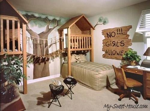 modern bedrooms ideas for boys