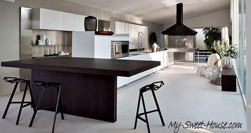 modern design for kitchen