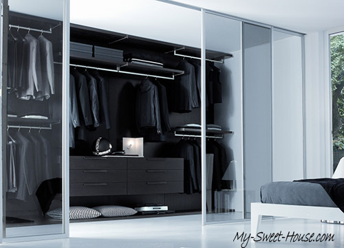 modern wardrobe doors inspiration