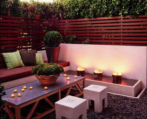 terrace interior ideas