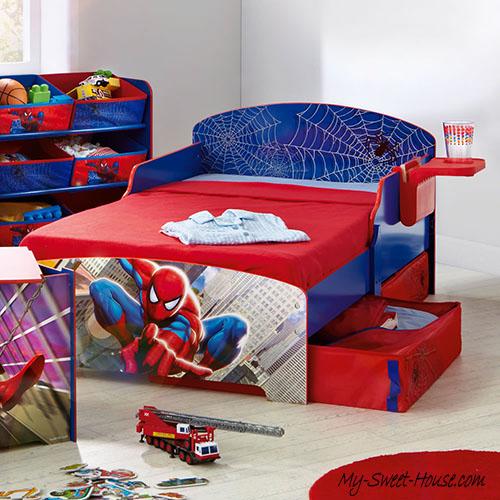 themed boys room design