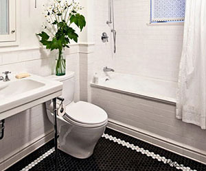 tile bathroom design