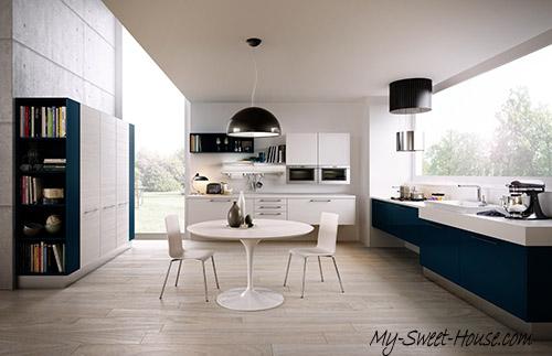 unpredictable kitchen design ideas