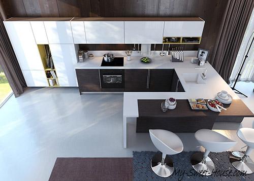 unusual kitchen ideas