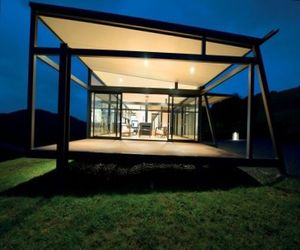 The transparent residence – eco, natural house
