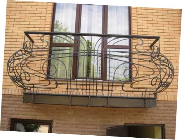 House balcony grill design house design for Best house balcony design