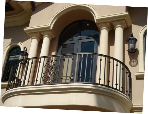 Beautiful Ideas For Balcony Grill Design