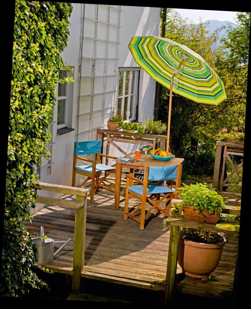 Garden Terrace Apartments: New Ideas On Traditional Terrace Garden Design