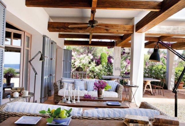 Inspirational veranda from El Mueble