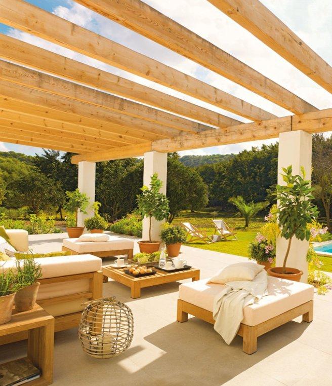 Luxury Veranda  Design from El Mueble