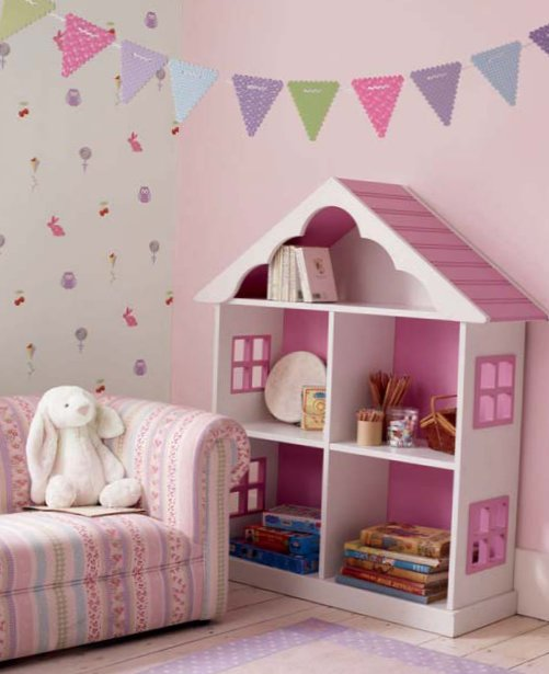 Accessories for kids rooms from Laura Ashley 10