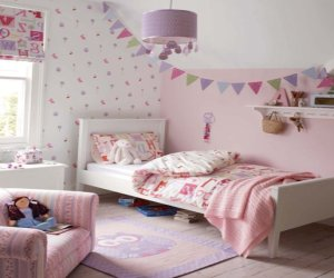 Accessories for kids rooms from Laura Ashley