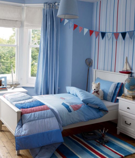 Accessories for kids rooms from Laura Ashley 5